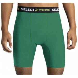 Derbystar Unisex's Compression pants-5640200444 Pants, Green, XS