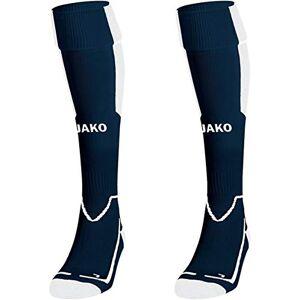 JAKO Unisex's Lazio Socks, Navy/White, 5 (43-46)