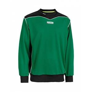Derbystar Men's Sweatshirt Brillant Green green Size:S