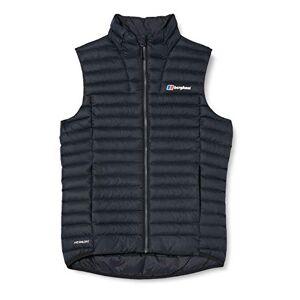 Berghaus Men's Vaskye Insulated Gilet Body Warmer Vest, Black/Black, L