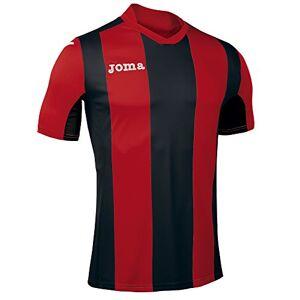 Joma Pisa V T Shirt, Men's, red/black, XL