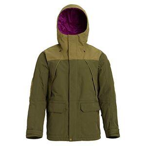 Burton Men's Breach Jacket, Keef/Martine Olive, Small