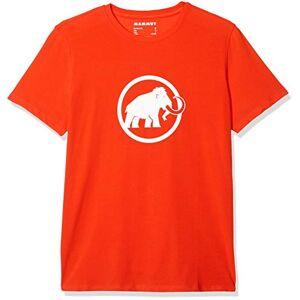 Mammut Logo T-Shirt - Spicy PRT1, XS