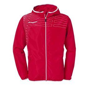 uhlsport Match - Presentation Jacket red/white Size:XS
