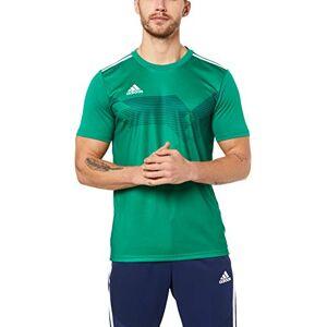 adidas 19 JSY Champion T-shirt, 19 Champion, Green (Bold Green/White), 2XL
