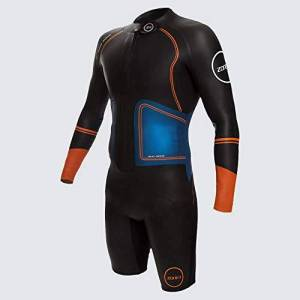 Unknown ZONE3 Men's Swim-Run Evolution Wetsuit with 8mm Calf Sleeves