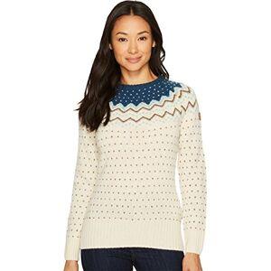 Fjallraven Fjällräven Övik Knit Sweater W Sweatshirt - Green, Small