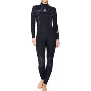 Bare Sports Europe Bare–Wet Suit black black Size:4T