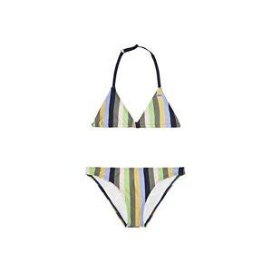 Oneill O'Neill Pg Venice Beach-Party Bikini Girl, Girls, girls, 0A8372, green aop w/green, 8 Years