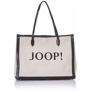 Joop! Cotone Lelia Shopper Xlho Women's Tote, Black, 16x32.5x43 Centimeters (B x H x T)