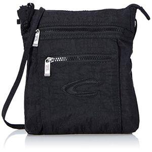 camel active Messenger Bag B00 609 60 Black 1.2 liters