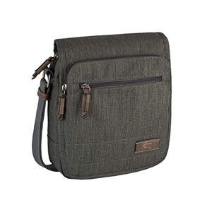 camel active Java Messenger Bag, 10 cm, Green (Khaki)