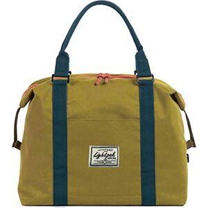 Lightpak Damentasche SWEETBOX, Damen Handtasche aus Polyester, Henkeltasche mit separatem Handyfach Gym Tote 36 Centimeters Yellow (Gelb)