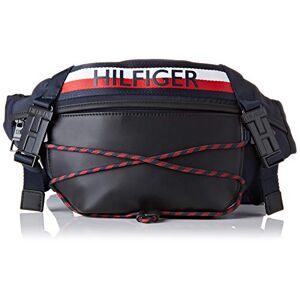 Tommy Hilfiger Mens Urban Mix Crossbody Shoulder Bag Multicolour (Corporate)