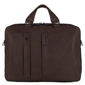 Piquadro Men's Ca3347p15s Organizer Clutch brown Marrone (Testa Di Moro)