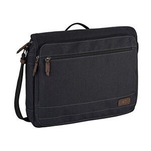 camel active Java Messenger Bag, 40 cm, Black (schwarz)