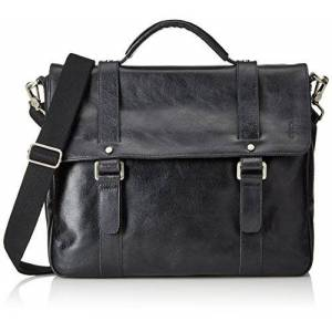 Picard Briefcase Flap 1 Zipperped Front Pocket Buddy Leather 30 x 37 x 12 cm (H/B/T) Men (4730)