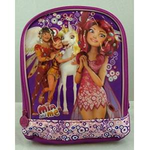 Mia and Me w88086LiBackpack Small, Violet