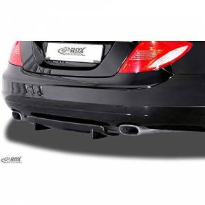Rdhad4-003 RDX Racedesign RDHAD4-003 Rear Bumper Skirt 'Diffusor U-Diff' Mercedes S-Class Coupe C216 2006-2013 (ABS)