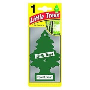 10109 Air Freshener - LITTLE TREES Tree - Forest Fresh Fragrance MTR0003 - for Car Home - 1 Unit