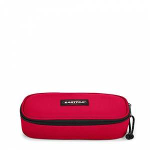 Eastpak Oval Single Pencil Case, 22 cm, Red (Sailor Red)