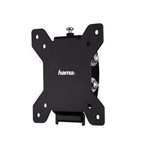 Hama 26-Inch Motion Wall Bracket for TV - Black