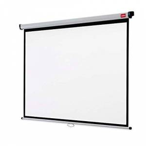 Nobo Wall Widescreen Projection Screen for Home Theatre/Sports/Cinema - 2000 x 1350 mm
