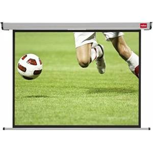 Nobo Projection Screen Home Theatre/Office/Cinema Screen 4:3 Screen Format Matte White (1500x1138mm)