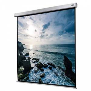 celexon electric home cinema and business projector screen including control box and remote, Electric Professional Plus - 160 x 160 cm 89 - 1:1