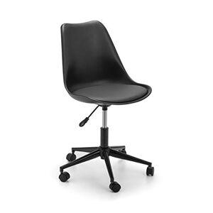 Julian Bowen Erika Office Chair, Black