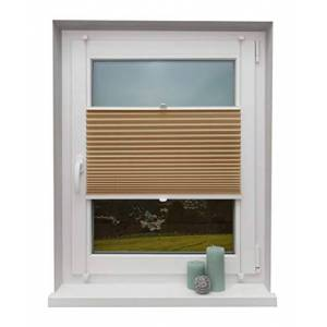 Beyond Drape 15238 Blind tensioned Without Drilling clamp Support Pleated Privacy Screen, Cappuccino