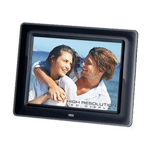 Trevi DGF 2218S Digital Photo Frame (USB 2.0, 800x 600pixels, LCD, 4: 3, 3.5mm, JPG)