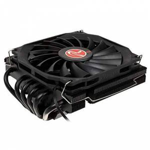 RAIJINTEK Corporation Ventirad 0R10B00095 120 mm Raijintek Pallas Fan