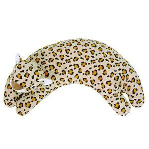 2149 Angel Dear Curved Pillow (Leopard)