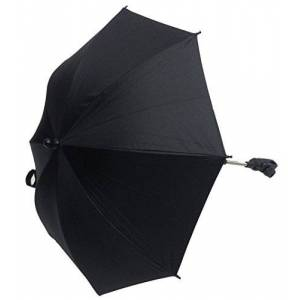 Fyloblk92 For-Your-Little-One Parasol Compatible with Britax Duo B-Agile, Black