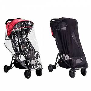 Nacset_v2__9999 Mountain Buggy Rain and Sun Cover Pack for Nano Pushchair