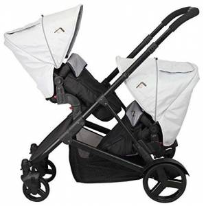 "H170 Looping, Twin Pushchair Compact""Apollo"