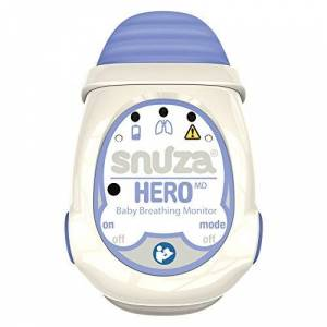 Hero Md Snuza Hero MD (Medically Certified) Portable Baby Breathing Monitor