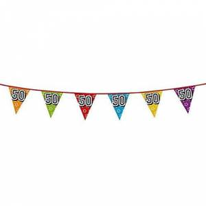 Boland 30050Bunting Necklace, Multi-Colour