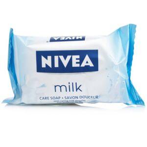 Nivea 90g Milk Care Soap