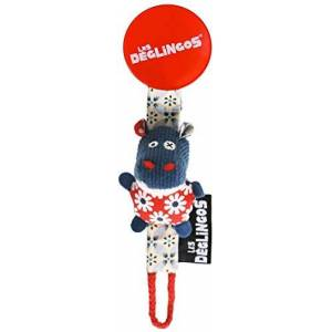 36617 Deglingos Dummy Clip Hippipos the Hippo