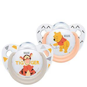 Allo3 NUK Winnie The Pooh Dummies Set of 2