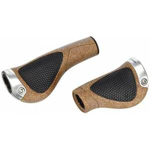 Ergon Unisex's GP1 Grips, BIOKORK, Standard