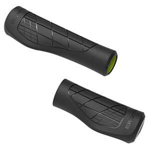 ERGON Unisex's GA3 Grips, Black, Standard