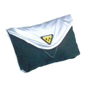Topeak Unisex's Rain Cover, Silver, One size