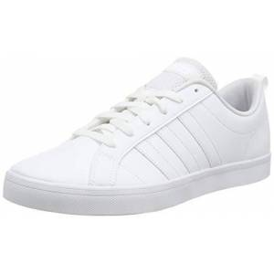 adidas Vs Pace, Men's Gymnastics, White (Footwear White/Core Black 0), 10 UK (44 2/3 EU)