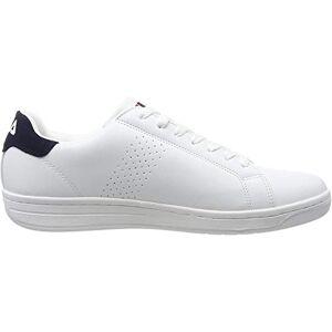 Fila Men's Crosscourt 2 F Low Top Sneakers, White (White 1010276-98f), 10.5 UK