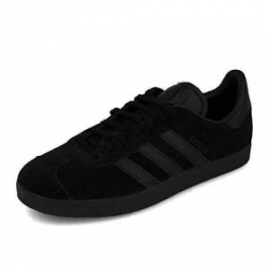 Adidas Gazelle Cq2809, Men's Low-Top Sneakers, Black (Core Black/Core Black/Core Black), 10 UK (44 2/3 EU)