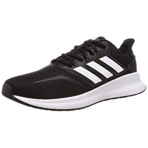 adidas Unisex Kids' Runfalcon K Running Shoe, Core Black/FTWR White/Core Black, 11 UK (29 EU)