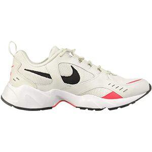 Nike Men's Air Heights Trail Running Shoes, Multicolour (Platinum Tint/Black/Red Orbit/White 1), 6 UK